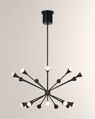 Tech Lighting Lody 18-Light Chandelier