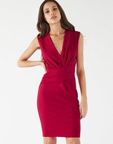Lipsy V Neck Wrap Dress