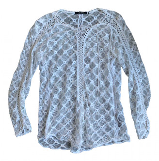 Isabel Marant White Lace Tops