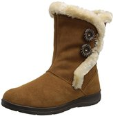 White Mountain Women's Trip Winter Boot, Chestnut, 7 US/7 M US