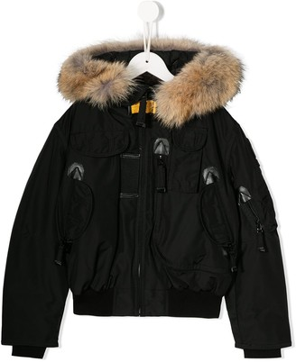 Parajumpers Kids Gobi bomber jacket