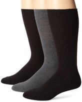 K. Bell Socks Men's 3-Pair Pack Fashion Crew Sock