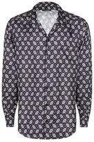 Dolce & Gabbana Floral Print Silk Pyjama Top