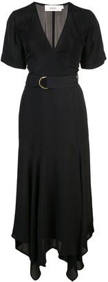 A.L.C. Belted Midi Dress