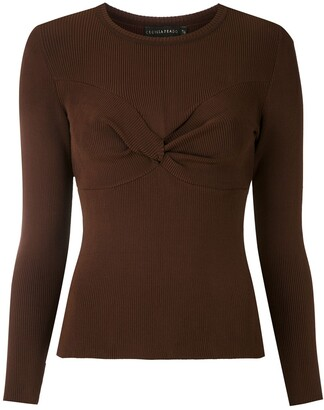 Cecilia Prado knitted Medina blouse