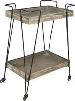Casa Uno Bar Cabinets & Bar Carts Donovan Trolley