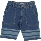 Little Marc Jacobs Denim bermudas