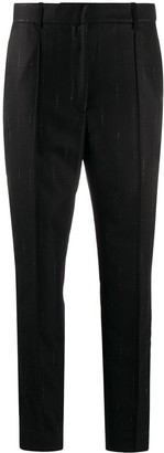 Ann Demeulemeester Low-Waist Tapered Trousers