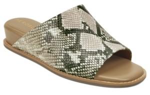 Aerosoles Women's Yorketown Wedge Slide Sandals Women's Shoes