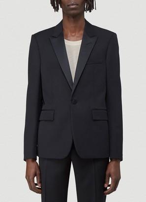Saint Laurent Peaked Lapel Tuxedo Jacket