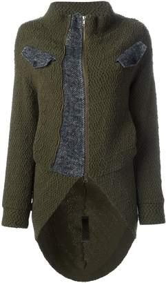 Yohji Yamamoto Pre-Owned 'Y's' woven tail jacket
