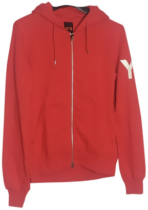 Y-3 Red Cotton Jackets
