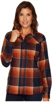 Pendleton Christina Plaid Shirt Women's Long Sleeve Button Up