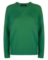 Jaeger Wool Cashmere Crew Sweater