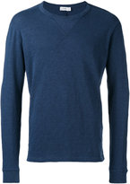 Closed crew neck sweatshirt - men - Cotton - S