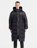 Calvin Klein Jeans Oversized Hooded Down Parka