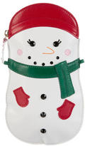 Charlotte Olympia Frostie the Snowman Clutch
