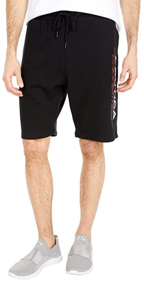 Nautica Competition Knit Shorts (True Black) Men's Shorts