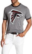 Junk Food Clothing Atlanta Falcons Ringer Tee