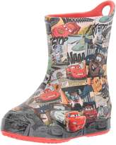 Crocs Bump It Cars K Rain Boot