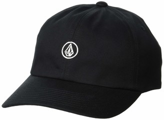 Volcom Womens Circle Stone Dad Hat Baseball Cap