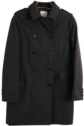 Aspesi Blue Cotton Coats