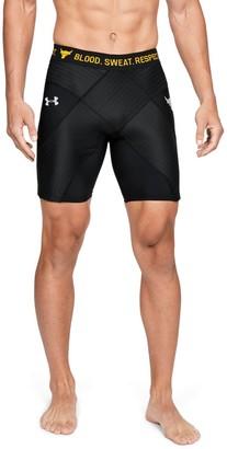 Under Armour Men's Project Rock Compression Shorts
