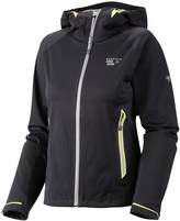 Mountain Hardwear Trinity Dry.Q® Core Soft Shell Jacket - Waterproof (For Women)