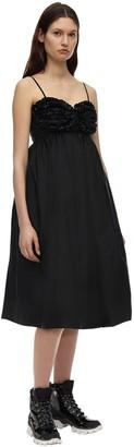 MONCLER GENIUS Simone Rocha Nylon Down Dress