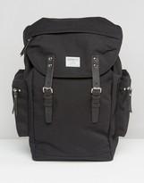 SANDQVIST Lars Goran Cordura Backpack In Black