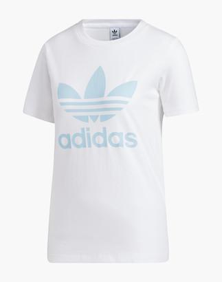 Madewell Adidas Trefoil Tee