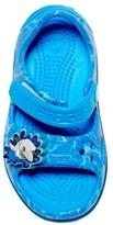 Crocs Crocband LED Sandal (Toddler Boy)