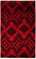 Solo Rugs Moroccan Oriental Hand-Knotted Rug