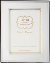 Eccolo Made In Italy Sterling Frame, Chased Border, Holds a 5 x 7-Inch Photo