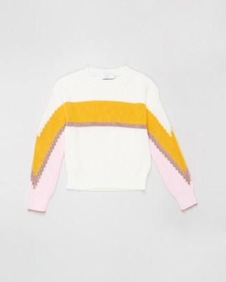 Indee Gatway Knit Sweater - Teens