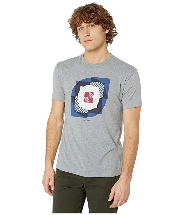 098e13bdb Ben Sherman Gray Men's Tshirts - ShopStyle