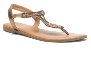 OLIVIA MILLER Sunset Lover Sandals Women's Shoes