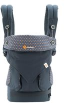 ErgobabyTM Four-Position 360 Baby Carrier in Dusty Blue
