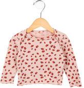 Stella McCartney Girls' Long Sleeve Printed Top