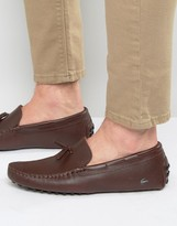 Lacoste Concours Tassle Loafers