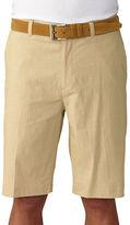 Adidas Ashworth Pinstriped Slub Stretch Shorts