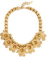Elizabeth Cole Leilani Gold-Tone Necklace