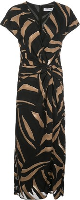 Prabal Gurung Jacqueline wrap-style dress