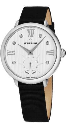 Eterna Women's Eternity Diamond Watch