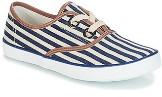 Andre MELON women's Shoes (Trainers) in Blue