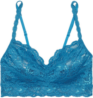 Cosabella Never Say Never Sweetie Stretch-lace Bralette