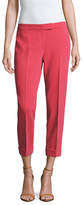 Anne Klein Bowie Low Rise Cropped Pant