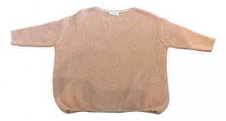American Vintage Pink Wool Knitwear