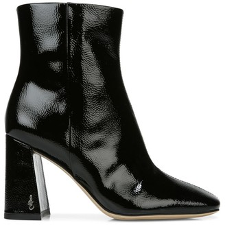 Sam Edelman Codie 2 Patent Leather Ankle Boots