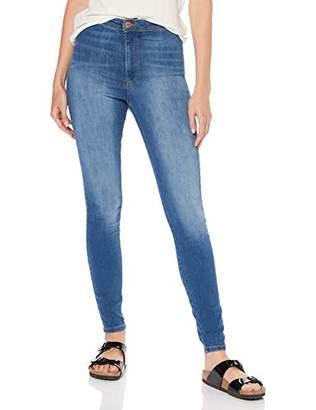 Miss Selfridge Women's Soft Long Skinny Jeans,(Manufacturer Size:)